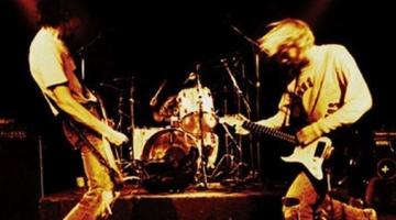 Κυκλοφόρησε σπάνιο υλικό από την τελευταία συναυλία των Νιρβάνα (Nirvana)!