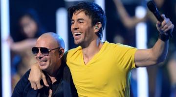 Νέα συνεργασία Pitbull & Enrique Iglesias