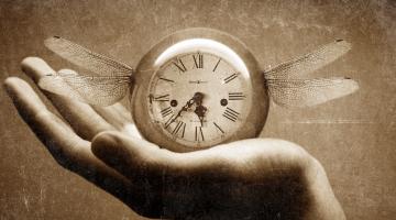 Ο Χρόνος: η μοναδική μας ευκαιρία.