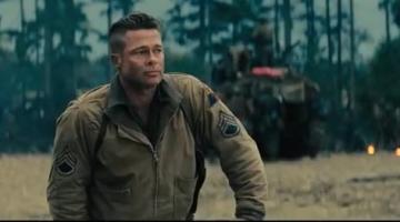 Δείτε το πρώτο βίντεο της ταινίας Fury με τον Μπραντ Πητ