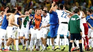 Επική νίκη και ιστορική πρόκριση της Ελλάδας στους 16 του Μουντιάλ
