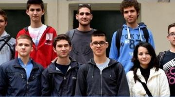 Με εννέα μαθητές η ελληνική αποστολή στην 8η Ολυμπιάδα Αστρονομίας – Αστροφυσικής
