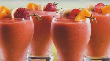 Οκτώ εύκολες και δροσερές συνταγές για smoothies