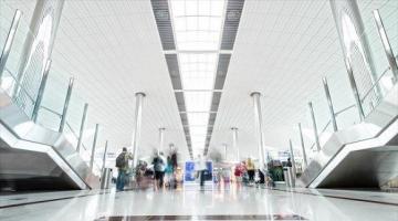 Το Ντουμπάι βάζει μπρος για το μεγαλύτερο αεροδρόμιο στον κόσμο