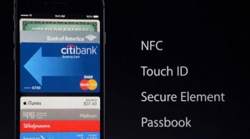 H Αpple παρουσίασε το Apple Pay για το iPhone 6 και το Watch