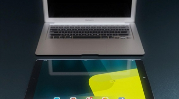 """Ένας A8X επεξεργαστής θα χτυπάει στην καρδιά του """"μεγάλου"""" iPad;"""