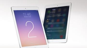 Στις 29 Οκτωβρίου έρχονται τα νέα iPad