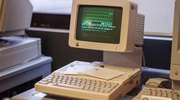 «Ιστορικοί» υπολογιστές στο Ελληνικό Μουσείο Πληροφορικής