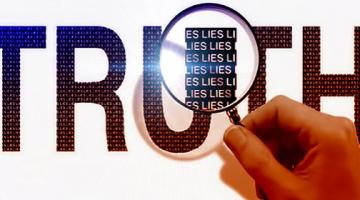 Ιστοσελίδα ανιχνεύει το ψέμα στο διαδίκτυο
