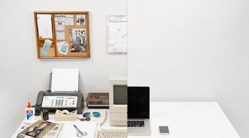 Η εξέλιξη του γραφείου από το 1981 μέχρι σήμερα