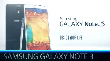 Samsung Galaxy Note 3 Ελληνικό Hands-on