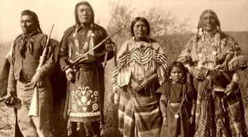 Με τους Ινδιάνους Μόχοκ στο Μόντρεαλ