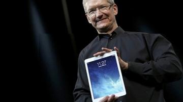 Στις 16 Οκτωβρίου παρουσιάζονται τα νέα iPad (?)