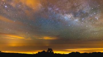 Βιντεοσκοπώντας τον ουρανό  επί επτά ημέρες