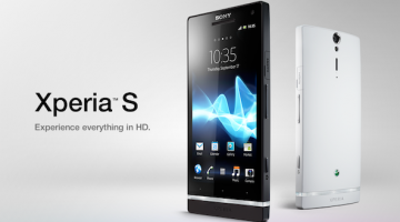Sony Xperia S Ελληνικό Hands-on Review