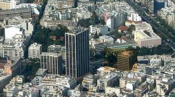 Η οικοδόμηση ουρανοξυστών στην Αθήνα