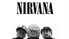 Nirvana, U2 και άλλα αγαπημένα συγκροτήματα έγιναν Lego!