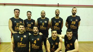 Η ομάδα Piraeus Force στο «Πρωταθλημα Μπασκετ ΕΚΑ Νίκος Γκάλης»