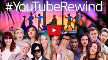 Youtube Rewind: μια ανασκόπηση του 2014