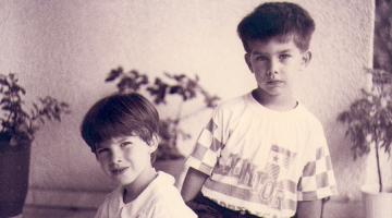 2GETHER Vol1: Κάτι από την «Παιδική ηλικία» μας…