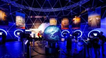 Η Ευρωπαϊκή Έκθεση Διαστήματος στο Σύνταγμα