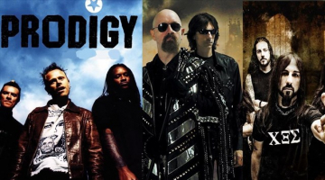 Prodigy, Judas Priest & Rotting Christ στο Rockwave Festival