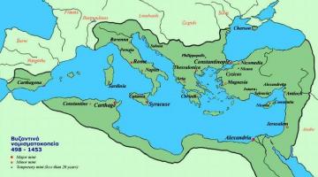 O ζωτικός  χώρος του Ελληνισμού