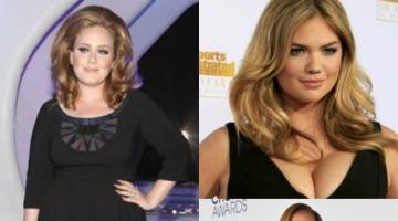 Αυτές είναι οι δέκα πιο όμορφες γυναίκες που έχουν κάποια κιλάκια παραπάνω