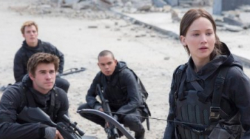 Here's The First 'Hunger Games: Mockingjay – Part 2' Trailer