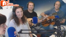 Ο Στέλιος και η Στέλλα Καρύδα και ο Σπύρος Πατράς στον NGradio