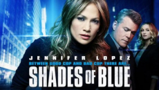 Jennifer Lopez is filming Shades of Blue in New York