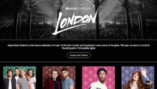 Apple Music Festival bringing Pharrell, One Direction, and more to London
