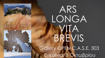Έκθεση εικαστικής ομορφιάς από την ομάδα Ars Longa Vita Brevis