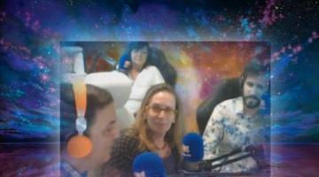 Σύντομα σχόλια για την Λίνα Νικολακοπούλου καλεσμένη στον ngradio