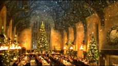 'Harry Potter' Fans Can Enjoy Christmas Dinner in Hogwarts's Great Hall