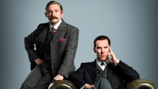 Sherlock: new look at Victorian special episode