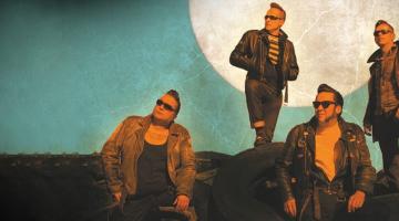 """""""THE BULLETS"""" θα εμφανιστούν στο ΚΥΤΤΑΡΟ Live Club"""