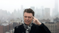 "David Bowie premieres new single ""Blackstar"""