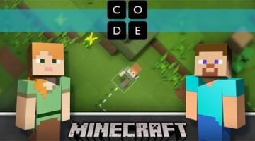 Το Minecraft μας μαθαίνει κώδικα δωρεάν