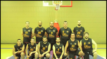"""Η ομάδα Piraeus Force για 2η χρονιά στο """"Πρωτάθλημα Μπάσκετ ΕΚΑ Νίκος Γκάλης"""""""