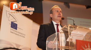 Ο Επικεφαλής του Γραφείου του Ευρωπαϊκού Κοινοβουλίου στην Ελλάδα, Λεωνίδας Αντωνακόπουλος στον NGradio