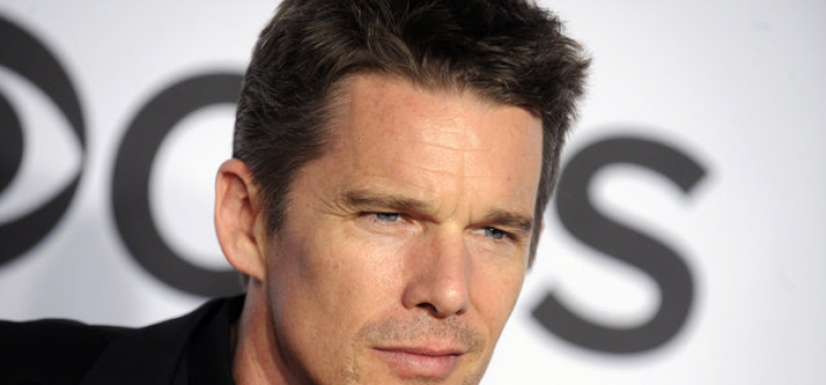 Ethan Hawke signs on for 'Valerian,' joins cast including Rihanna, Cara Delevingne
