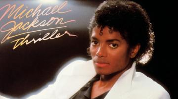 """Τριάντα φορές πλατινένιο το """"Thriller"""" του Michael Jackson"""
