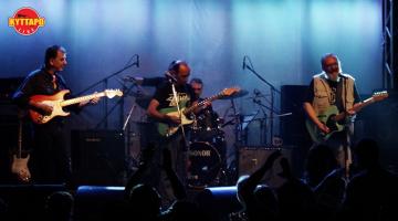 Γιάννης Σπάθας,  Άκης Τουρκογιώργης & THE BLUE AIRWAYS και Blues Wire – live στο ΚΥΤΤΑΡΟ