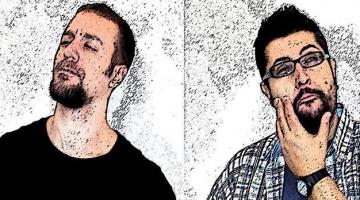 Ο Ν.Χατζηστεφάνου και ο Κ.Σμόνος live στο Αστεροσκοπείο 29/01