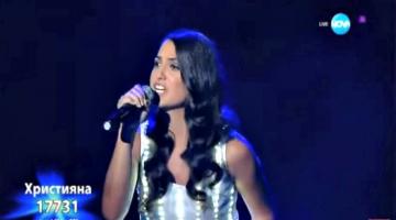 Μια Κύπρια για Βουλγαρία στη Γιουροβίζιον  (Eurovision) 2016;