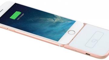 CES 2016: Ένας φορητός φορτιστής για το iPhone σας με Apple σχεδιασμό