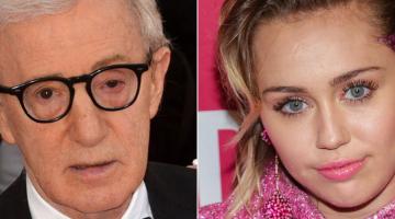 Μάιλι Σάιρους (Miley Cyrus): Η νέα μούσα του Γούντι Άλεν (Woody Allen)