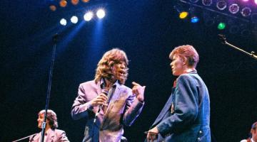 Συναυλία αφιερωμένη στη μνήμη του Ντέιβιντ Μπάουϊ (David Bowie) στις 31 Μαρτίου στη Νέα Υόρκη