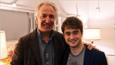 Daniel Radcliffe's Touching Tribute to Alan Rickman